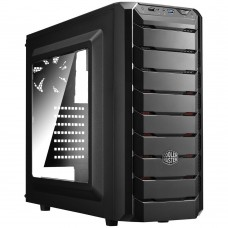 COOLER MASTER CMP500 Case & MWE 550W 80 PLUS PSU