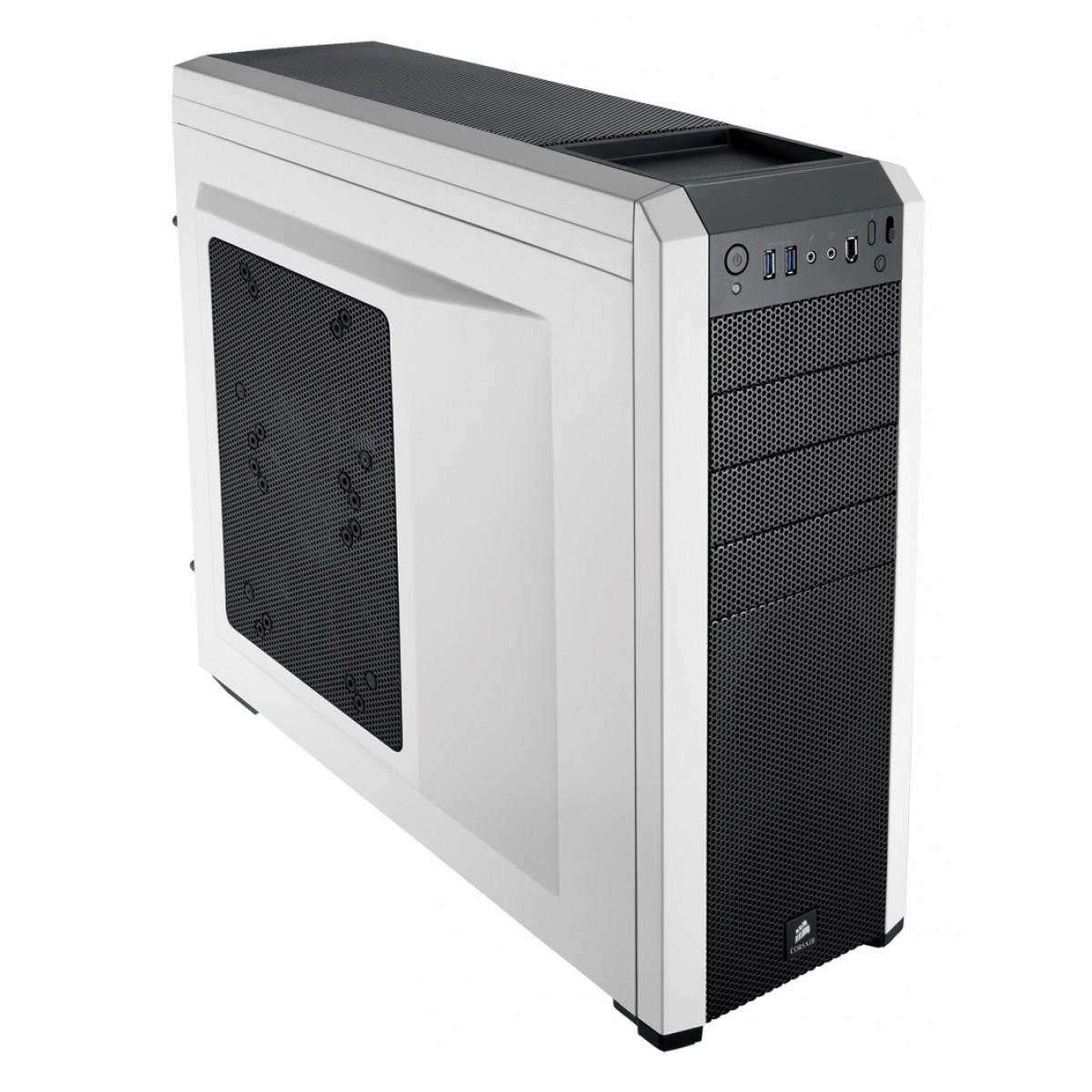 Corsair Carbide 500r White Case Taipei For Computers