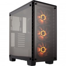CORSAIR Crystal 460X RGB Tempered Glass Case