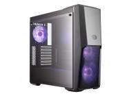 COOLERMASTER MasterBox MB500 RGB Tempered Glass Gaming Case
