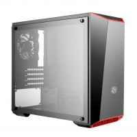 COOLER MASTER MasterBox Lite 3.1 Tempered Glass Gaming Case