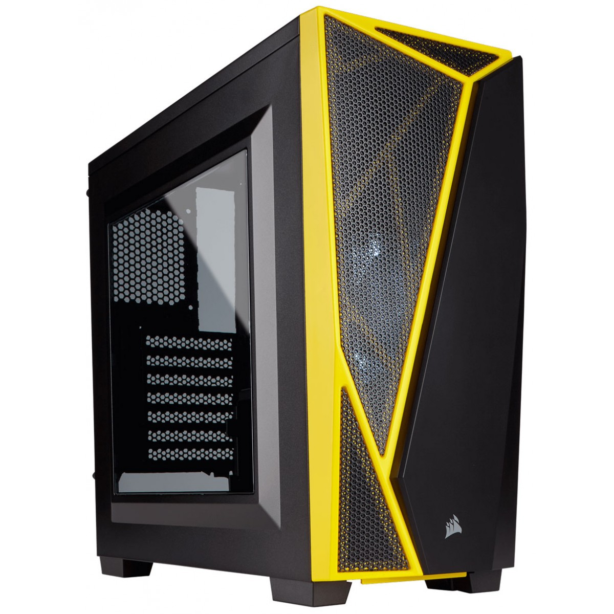 CORSAIR Carbide SPEC-04 Black/Yellow Case