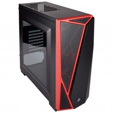 CORSAIR Carbide SPEC-04 Black/Red Case