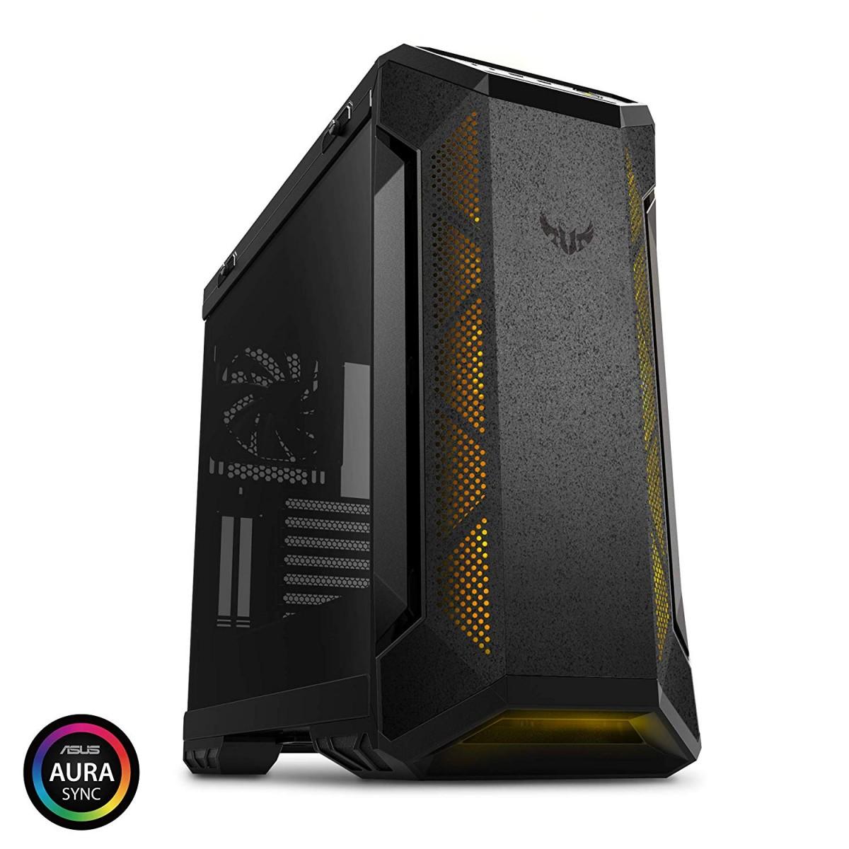 ASUS TUF GT501 Tempered Glass RGB Gaming Case