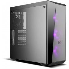 COOLERMASTER MasterBox Lite 5 RGB Tempered Glass Gaming Case