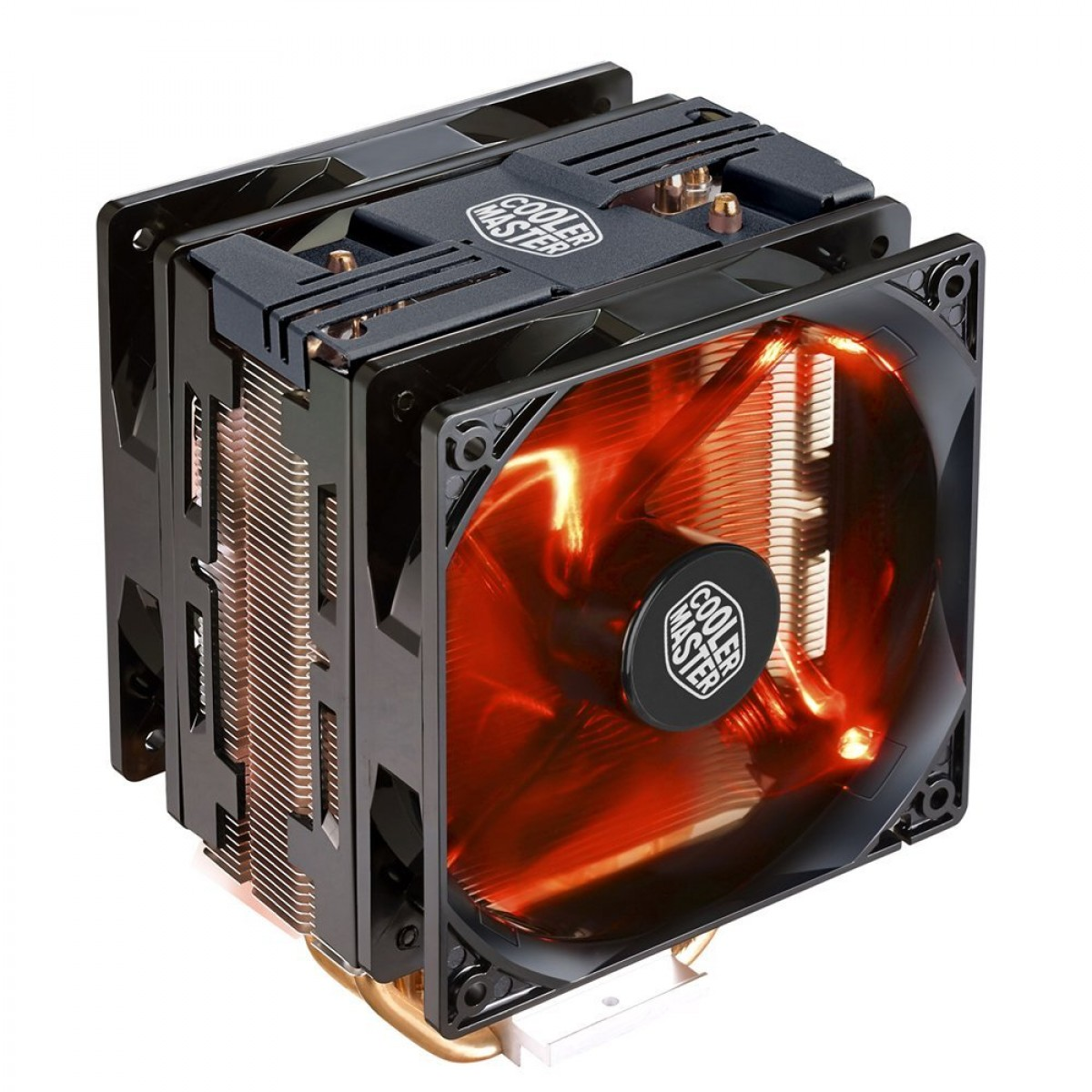 Cooler Master Hyper 212 LED Turbo Black CPU Air Cooler