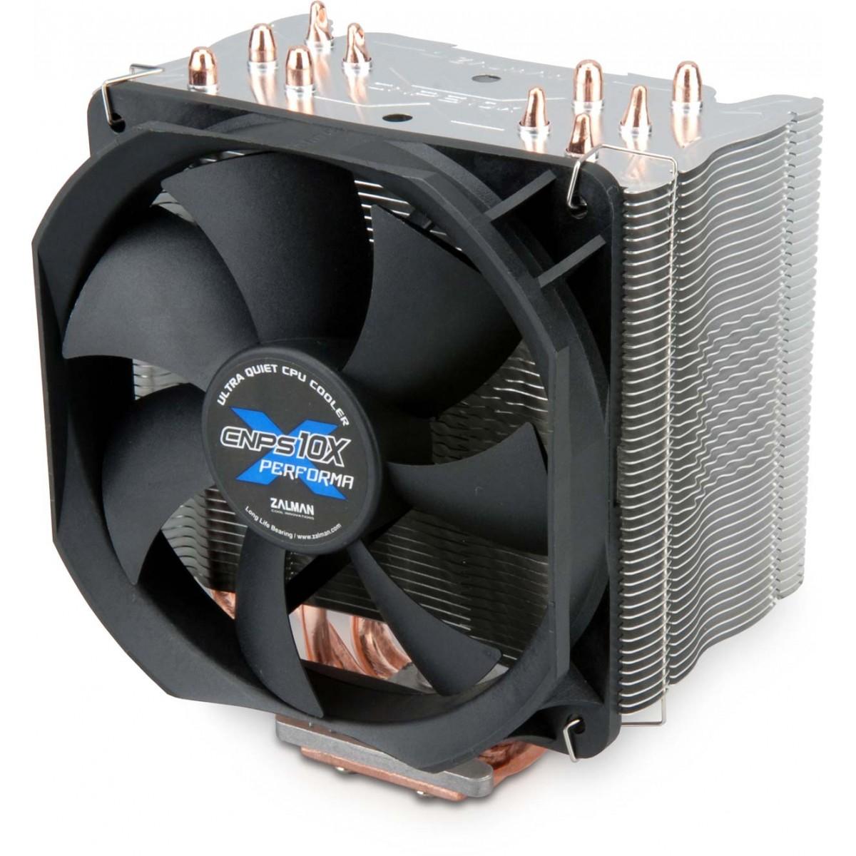 ZALMAN CNPS10X Performa+ CPU Air Cooler