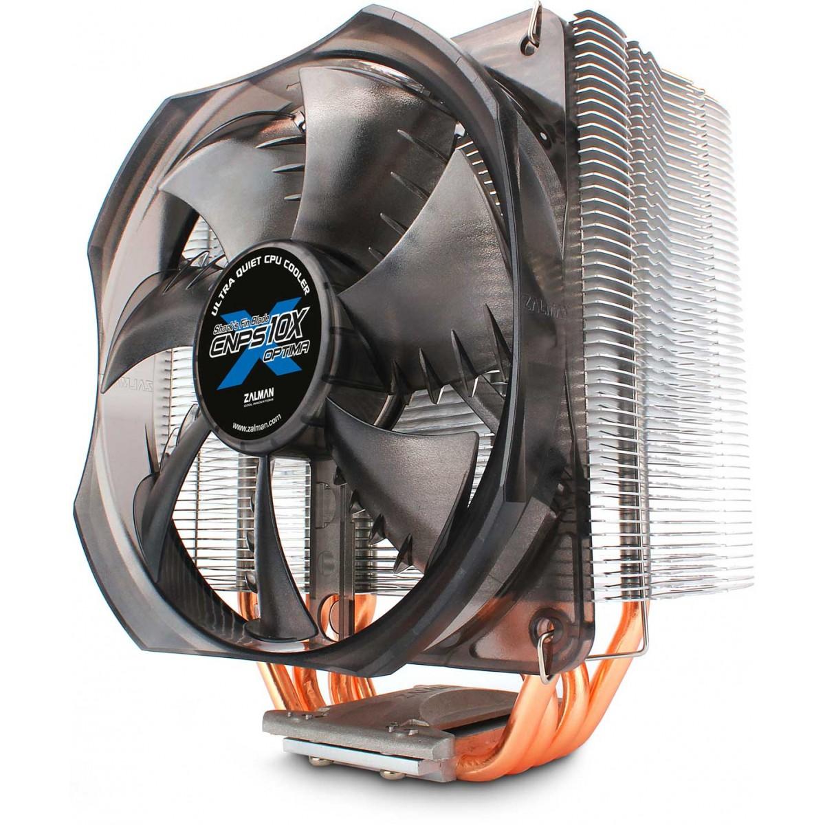 ZALMAN CNPS10X-Optima CPU Air Cooler