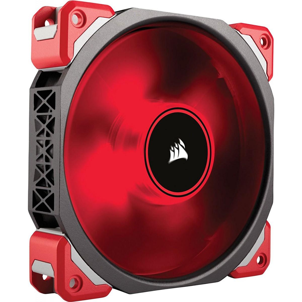 CORSAIR ML120 PRO LED Red 120mm PWM Premium Magnetic Levitation Fan