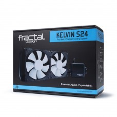 FRACTAL DESIGN KELVIN S24 240MM Liquid CPU Cooler
