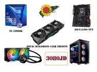 Taipei Extreme Gaming / Workstation PC-3080TI