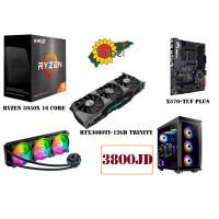 Taipei Extreme Workstation PC-3080TI/5950X