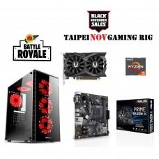 Taipei Battle Royale Gaming Rig -November