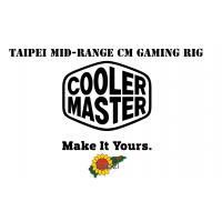 Taipei Mid-Range CM Gaming Rig