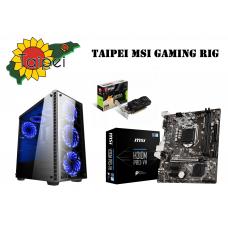 Taipei MSI Gaming Rig