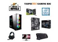 Taipei Battle Royale Gaming Rig -December