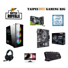 Taipei Battle Royale Gaming Rig -December
