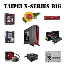 Taipei X-Series RIG