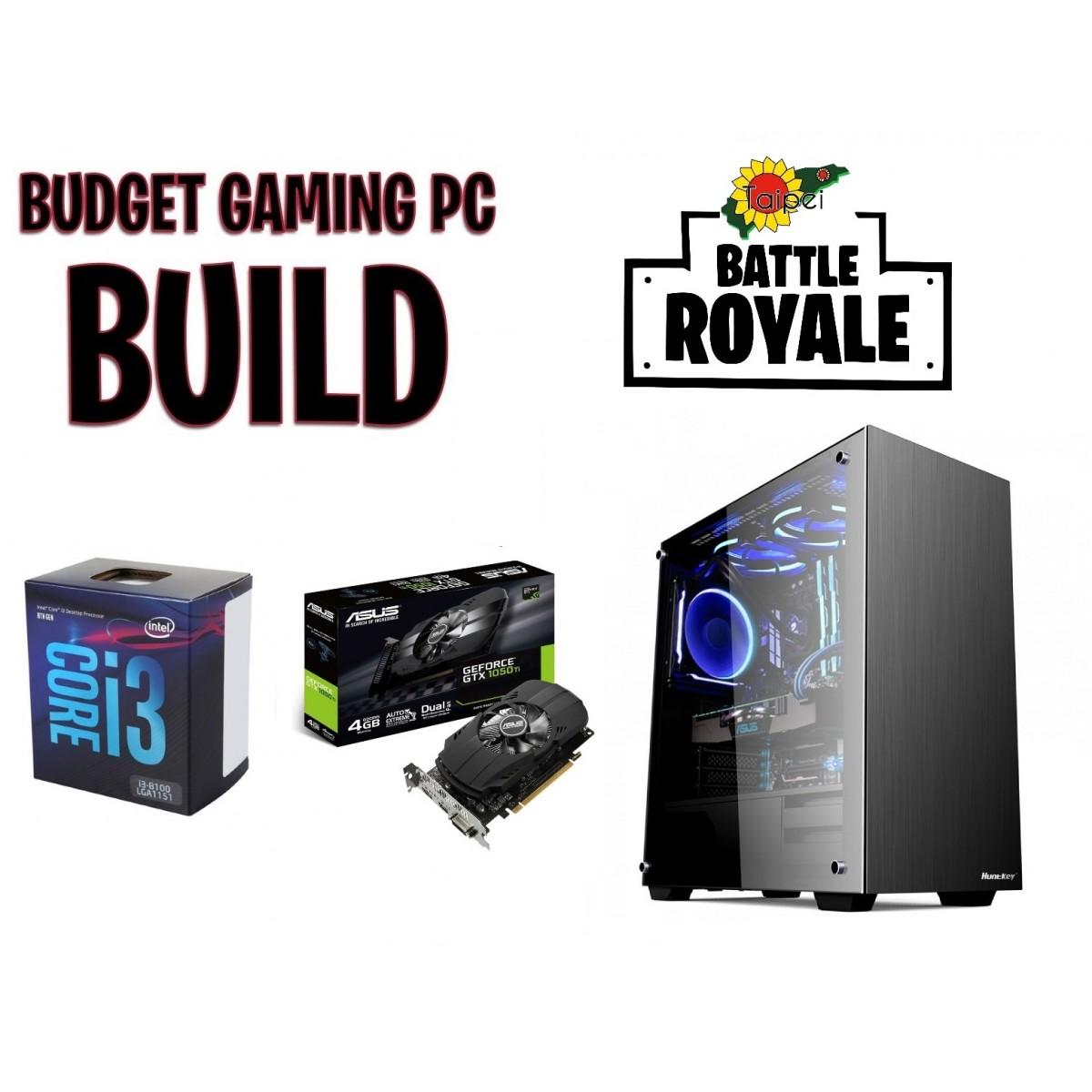 Taipei Battle Royale Gaming Rig