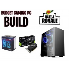 Taipei Battle Royale Gaming Rig