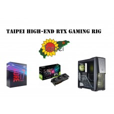 Taipei High-End RTX Gaming Rig