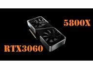 Taipei Ryzen Gaming Rig 5800X/RTX3060