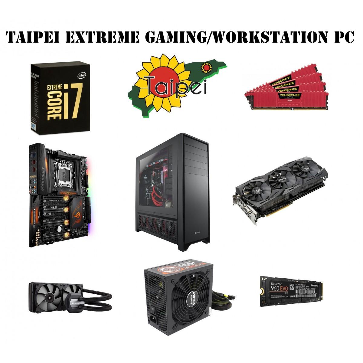 Taipei Extreme Gaming / Workstation PC