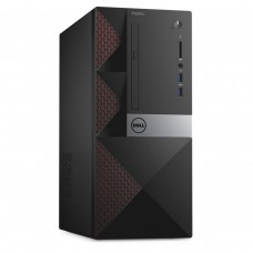 Dell Vostro 3667 CORE I3 6TH Tower Desktop (Wi-Fi & BT)