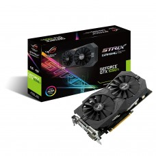 ASUS GTX1050Ti Strix  4GB DDR-5 OC Graphics Card