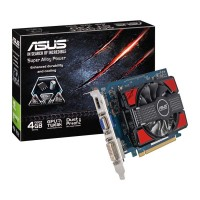 ASUS GT730 4GB DDR-3  Graphics Card