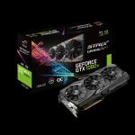 ASUS GTX1080Ti Strix OC Edition ROG 11GB DDR-5X  Graphics Card