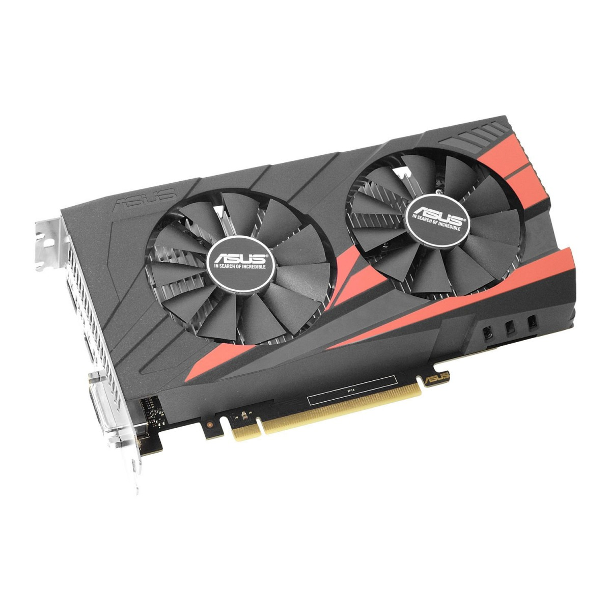 ASUS GTX1050 Expedition 2GB DDR-5  Graphics Card