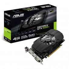 ASUS GTX1050Ti Phoenix 4GB DDR-5  Graphics Card