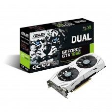 ASUS GTX1060 DUAL OC 6GB DDR-5 Graphics Card