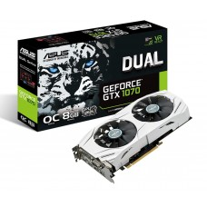 ASUS GTX1070 Dual OC 8GB DDR-5  Graphics Card