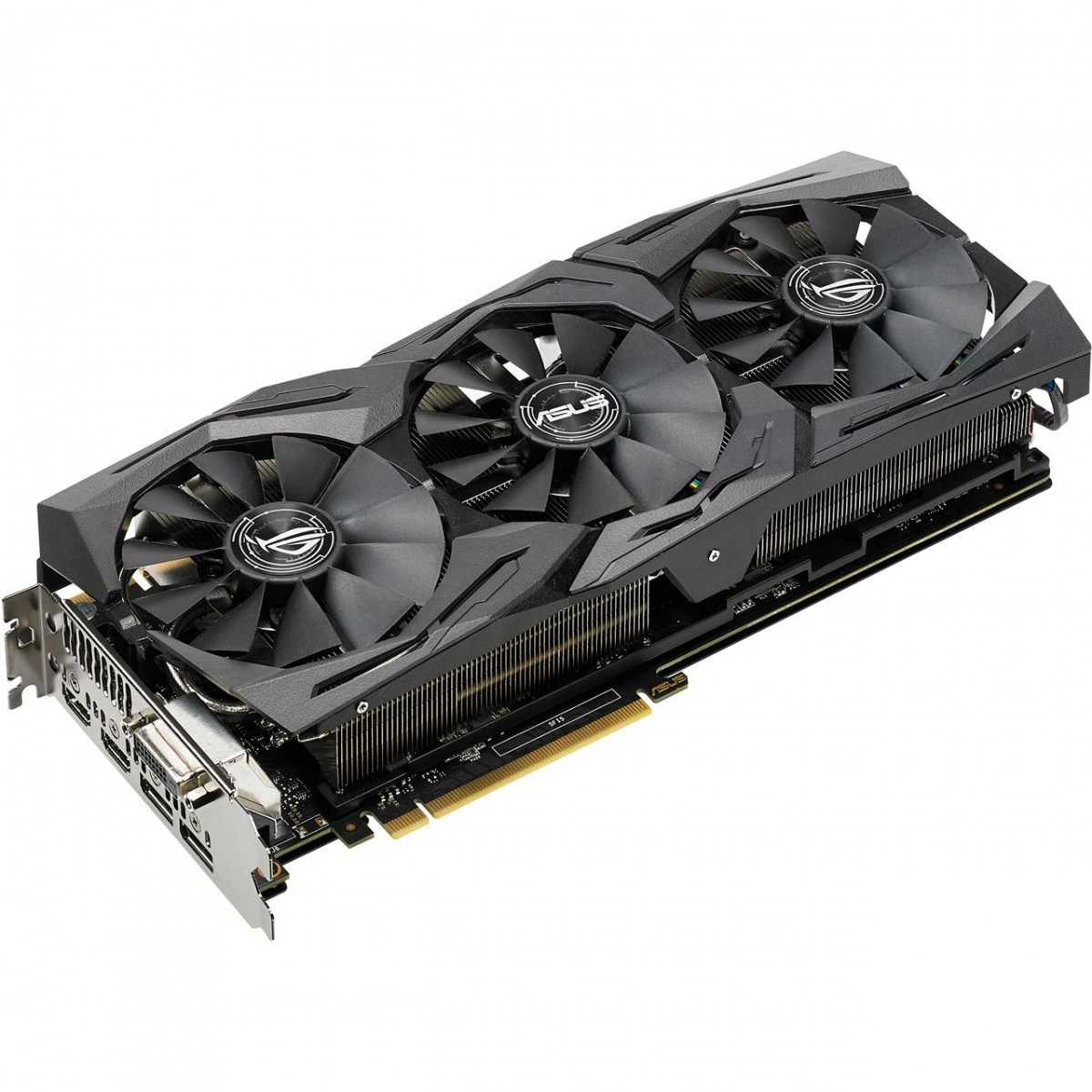 ASUS GTX1080 Strix 8GB DDR-5X  Graphics Card