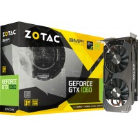 ZOTAC GTX1060 AMP! 3GB DDR-5  Graphics Card