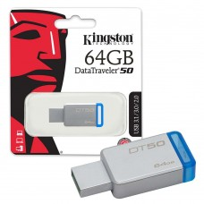 KINGSTON 64GB DT50 USB 3.0 Flash Drive