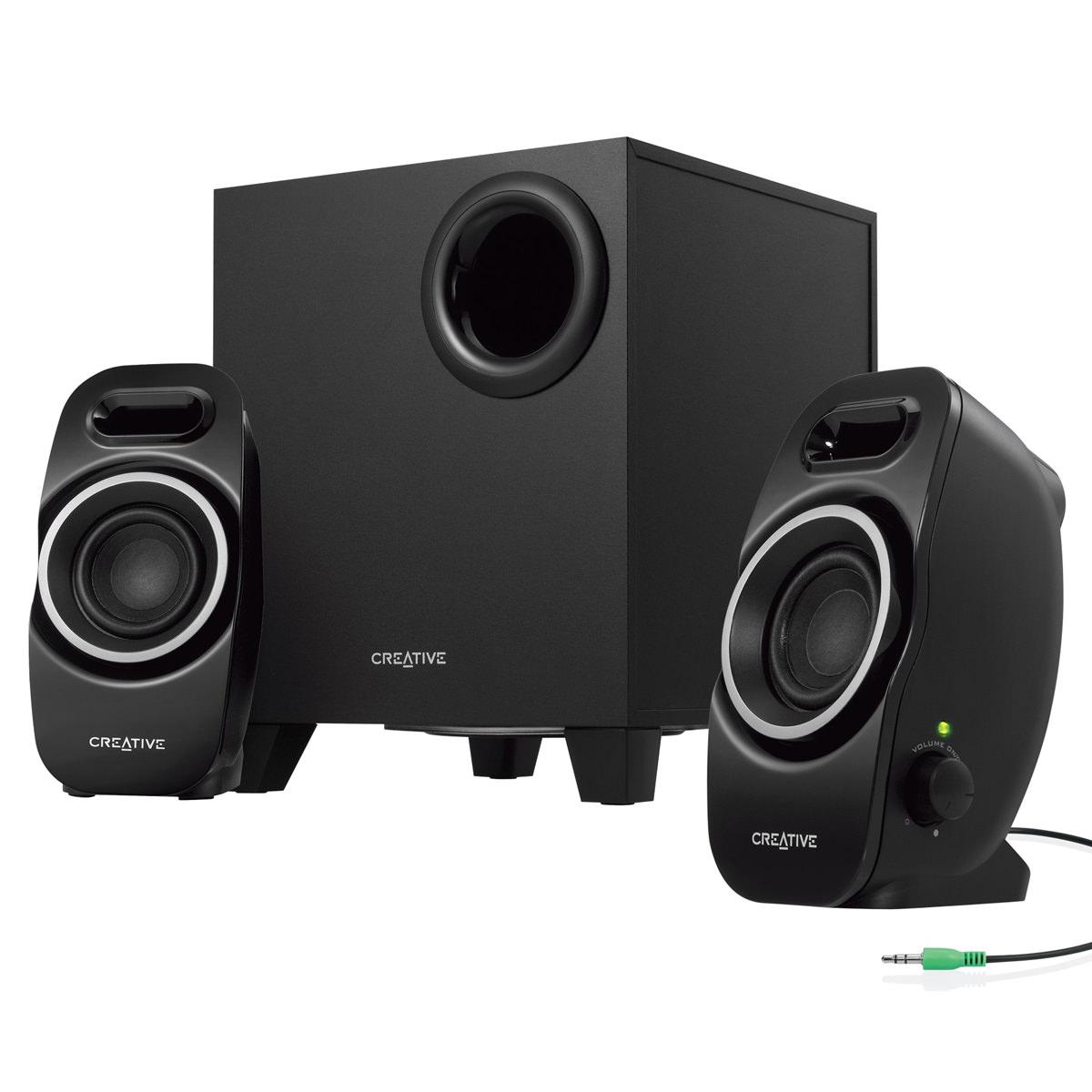 Creative A350 2.1 Speaker System