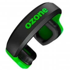 OZONE RAGE Z50 GLOW Gaming Headset-Green