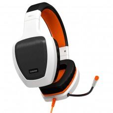 OZONE RAGE Z50 GLOW Gaming Headset-White