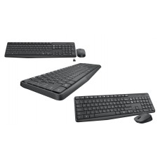 LOGITECH MK235 Wireless Keyboard & Mouse Combo