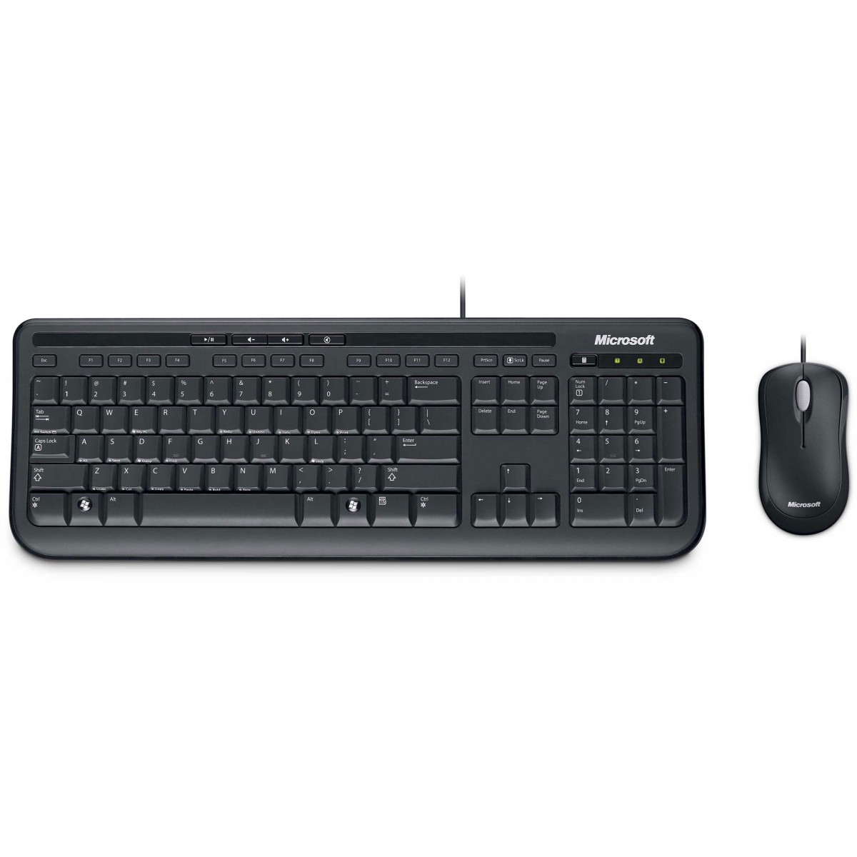 Microsoft 600 Wired Keyboard & Mouse Combo