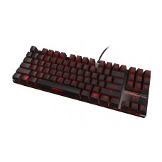 OZONE Strike Battle Compact Mechanical Gaming Keyboard Cherry MX Red