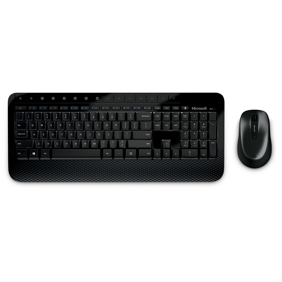 Microsoft 2000 Wireless Keyboard & Mouse Combo