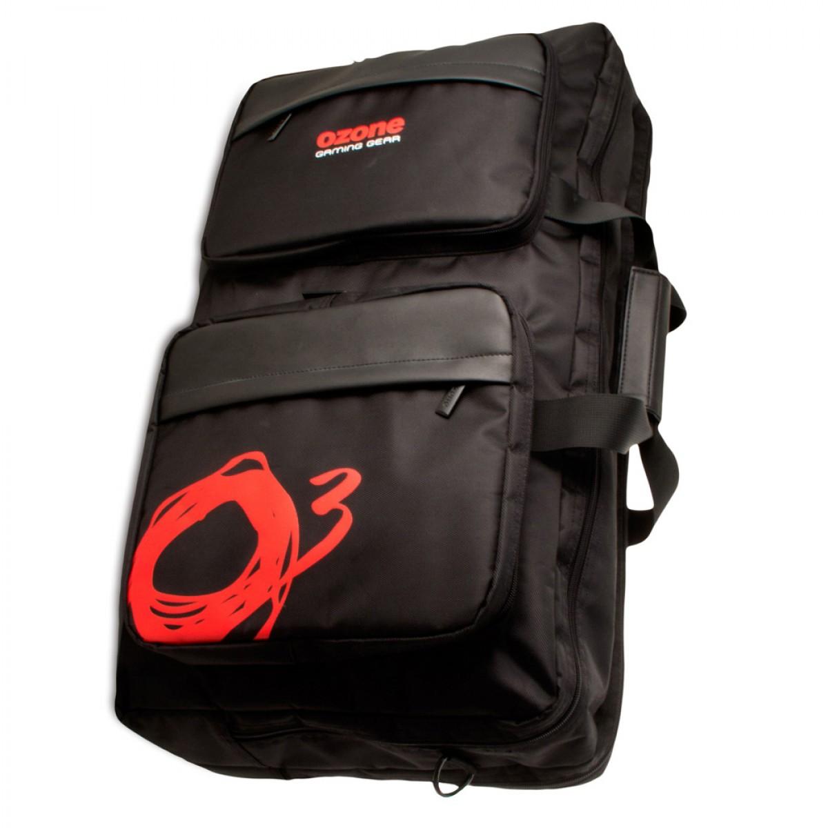 Ozone Lanpck Backpack for 17'' Laptop