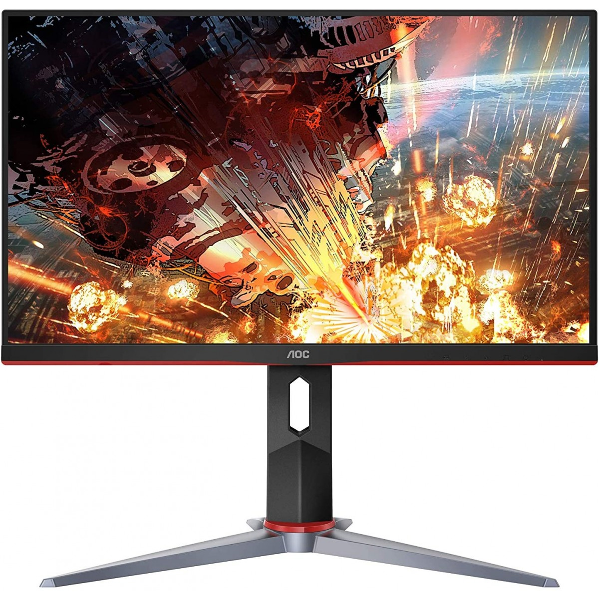 AOC 24G2 24'' 144HZ 1MS 1080P IPS Gaming Monitor