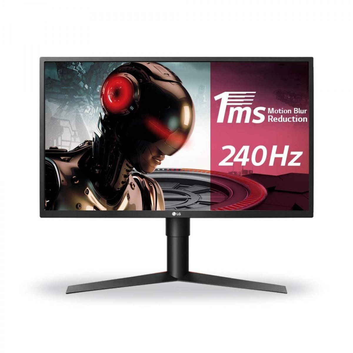 LG 27GK750F 27'' 240HZ 1MS 1080P Gaming Monitor