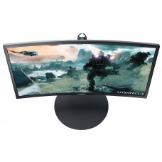 SAMSUNG CFG70 27'' 144HZ 1MS 1080P Curved Gaming Monitor