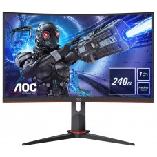 AOC C27G2Z 27'' 240HZ 0.5MS 1080P CURVED Gaming Monitor